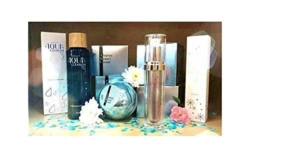 Amazon.com: hybeauty Set: Abalone crema, Aura pura de suero ...