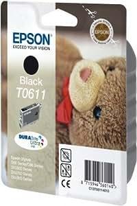 1Original Cartucho de tinta para impresora Epson Stylus DX4850–negro