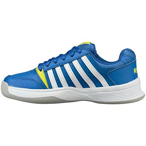 nenctrn Tennis Garçon Chaussures wt K Bleu swiss Performance Court strngblu m Smash 2 De Carpet 000070587 strngblu wt nenctrn 1PqYz7wq