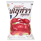 Manora Fried Crab Chips 85g x 2 packs