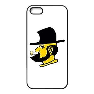 NCAA Appalachian St Mountaineers Alternate 2014 Black For SamSung Galaxy S5 Mini Phone Case Cover