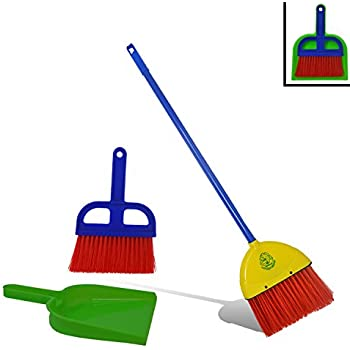 Amazon Com Schylling Little Helper Broom Set Toys Amp Games