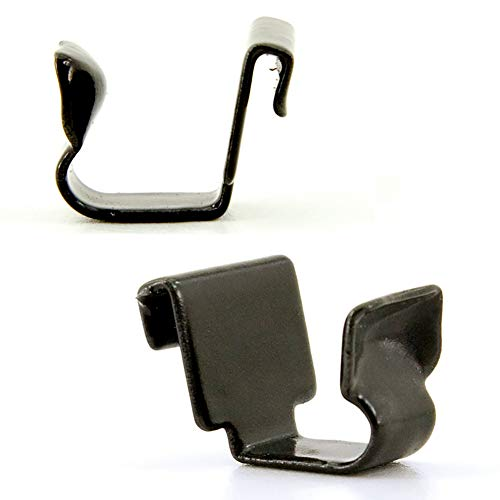 Car CL-M05 Shades PV CLM05 metalen clip deur 10mm (haakmodel)