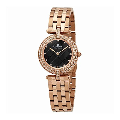 Charmex Las Vegas Crystal Ladies Watch 6396