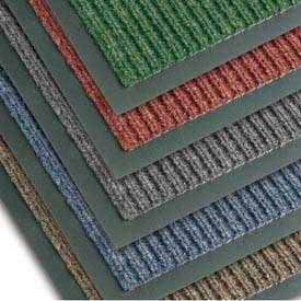 (NoTrax T39 Bristol Ridge Scraper Carpet Mat, for Wet and Dry Areas, 3' Width x 4' Length x 3/8