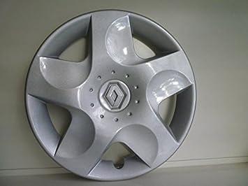 Juego de 4 tapacubos para Renault New Twingo, desde 2007 r 14: Amazon.es: Coche y moto