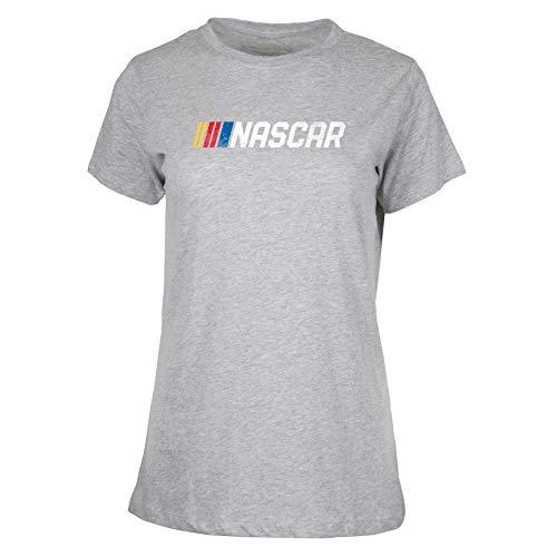 NASCAR NASCAR Womens W Ouray S/S TW Ouray S/S T, Premium Heather, -