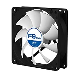 Arctic F9 Pwm Rev.2 - Standard Low Noise Pwm Controlled Case Fan