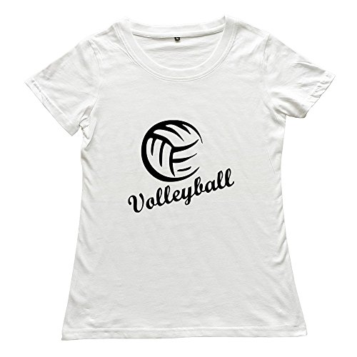 Mike Watt Halloween (Goldfish Women's Quotes Slim Fit Volleyball T-Shirt White US Size)