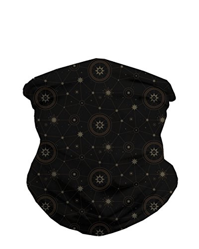 iHeartRaves Star Search Seamless Mask Bandana -