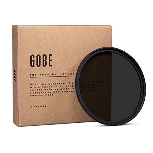 Gobe ND8 62mm MRC 16-Layer ND Filter