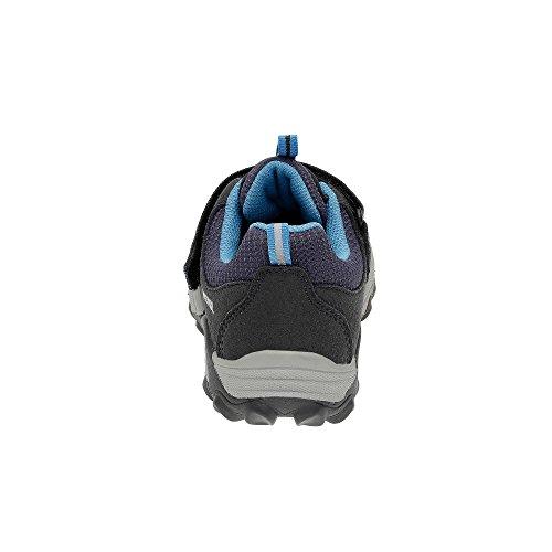 Fille Hellblau Montantes Lucca Meindl Chaussures grau Junior Pour AwgttT1Rqx