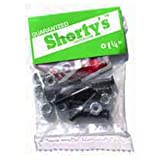 "Shorty's 1 1/4"" Phillips Nut/Bolt Set"