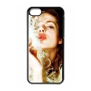 Generic Cell Phone Case for iPhone 5c [Black] Nastassja Kinski [Custom] KA2039