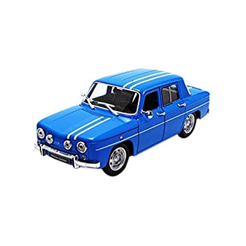 Welly 24015bl - Renault - R8 Gordini - Échelle 1/24