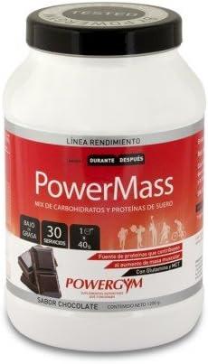 Powermass Chocolate 3Kg. (Carbohidratos y proteinas ...