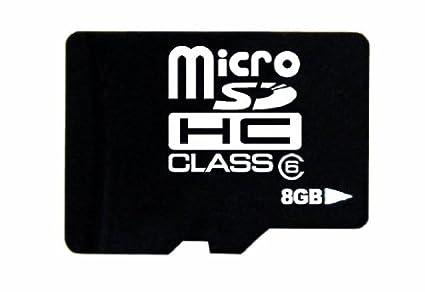 takeMS - Tarjeta de memoria MicroSDHC (8 GB, clase 6 ...