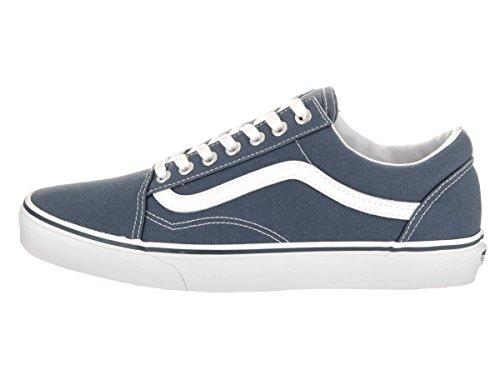 Vans Ua Old Skool, Zapatillas para Hombre Azul