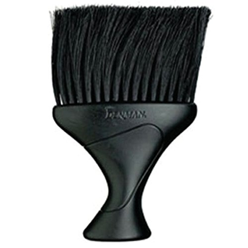 Denman Neck Duster Black 738623000953