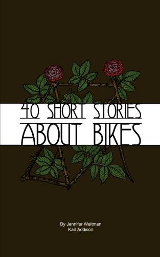 Download 40 Short Stories About Bikes PDF