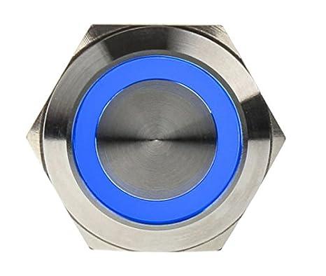DimasTech PD055 Pulsar botón Parte Carcasa de Ordenador ...