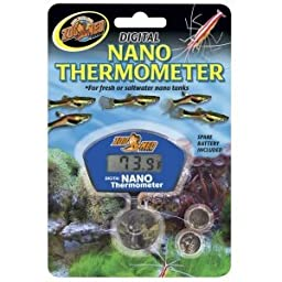 Zoo Med Submersible Digital Nano Therometer