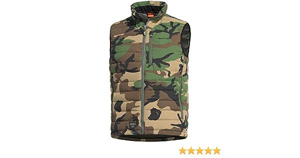 Pentagon Arcadian Vest Military Security Gillet Mens Army Outdoor Woodland Camo
