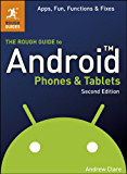 The Rough Guide to Android Phones and Tablets (Rough Guide to...)