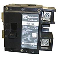Cutler Hammer bw2175 2 pole 1 Phase Circuit Breaker 175 Amps Bolt-on BW Series, type BW bolt-on by Cutler & Hammer