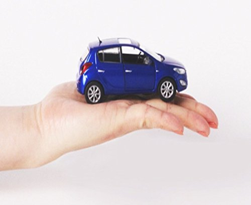 Buy Hyundai I20 1 38 Scale Die Casting Car Blue Online At Low Prices
