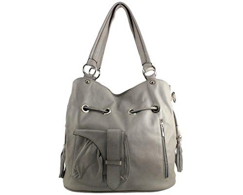 main sac mode sac à cuir Anny sac anny sac sac cuir femme sac sac Italie main cuir a a femme cuir cuir Gris cuir a main sac main Plusieurs Sac Clair Coloris wFTqOBOx
