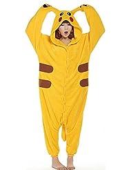 Legend® Unisex Adult Onesie Costume Pajamas Animal Kigurumi Halloween Gift