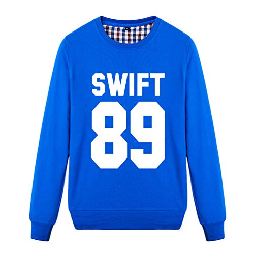 Fe-Rret Unisex 89 Birth Year Cute Swiftie Sweatshirt for sale  Delivered anywhere in USA