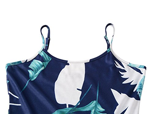 Fleur5 Robe Swing A Manches Femme Sans Robe Floral Bretelles Ajustable vase ete Ehpow zHq7Zn