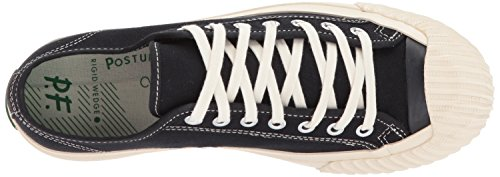 Pf Flyers Hombres Grounder Lo Negro