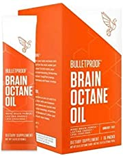 BULLETPROOF Brain Octane Oil, 15 Count