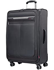 Ricardo Beverly Hills Bel Aire 28-Inch 4 Wheel Expandable Upright, Charcoal, One Size