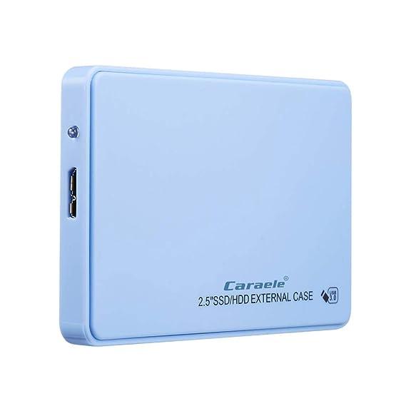 Homyl Portátil SATA Disco Duro Externo de USB 3.0, 120GB / 240GB ...