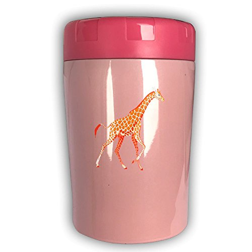 Full Cast Of Christmas Vacation - Giraffe Thermos Cup,Travel Insulation,Kettle Stew Pot,Outdoor Tableware,Stew Mug Burning Bottle,Vacuum Insulated Food Jar Pink