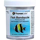Thomas Laboratories Fish Bendazole Fenbendazole Powder, 250mg, 3 Packets