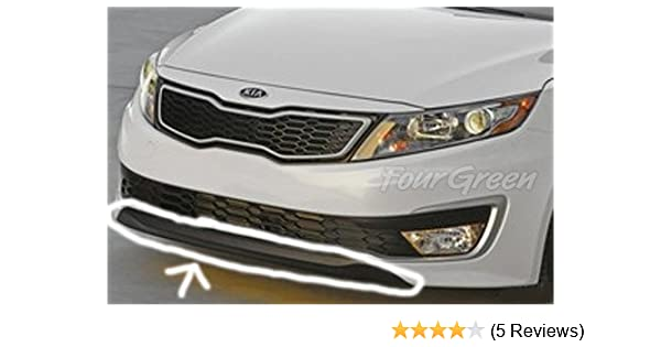 Amazon.com: Genuine Front Lower Bumper LIP for KIA OPTIMA HYBRID ONLY 2011-2013[865914U000]: Automotive