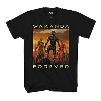 Amazon.com: Marvel Black Panther Wakanda Forever Poster ...