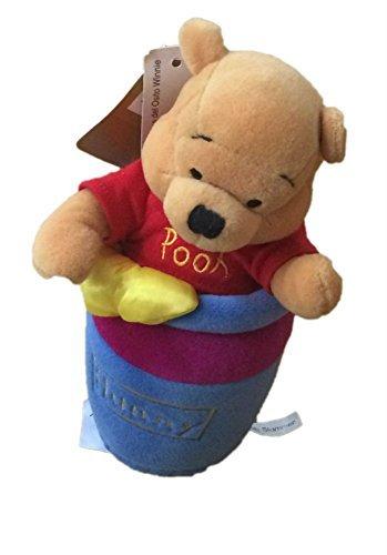 Pooh Hunny Pot Slammer Bean Bag Plush 7