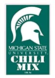 12 Pack MICHIGAN STATE Spartans Chili Mix