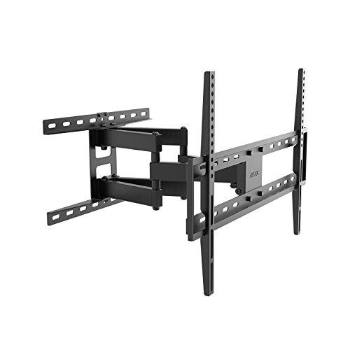 BESTEK TV Wall Bracket Full Motion Articulating TV Mount for