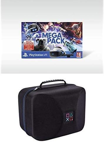 Mega Pack VR (PS4) + Bigben Funda PS VR con Licencia Oficial (PS4 ...
