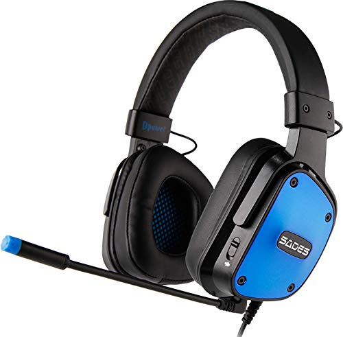 SADES SA-722 Dpower Console Gaming Headset (Electronic Games)