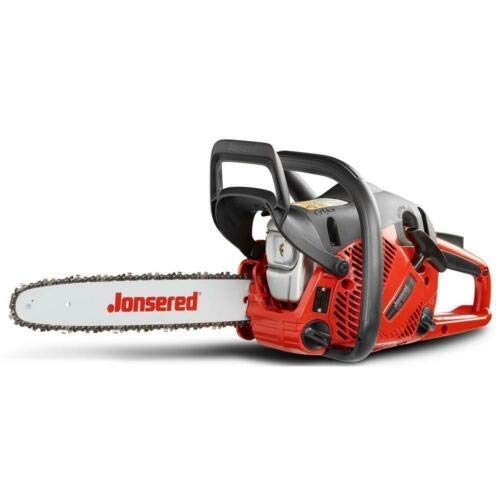 Jonsered New 20″ Chainsaw CS 2255 Clean Power Engine 55.5CC Quick Adjust