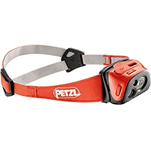 Petzl Tikka R+ Rechargeable Headlamp Coral One Size