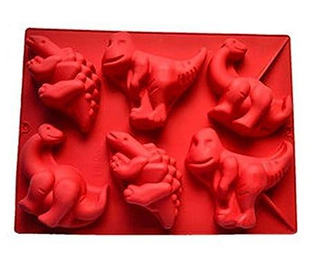 [Siempre jardin] dinosaurio de silicio molde / jaboen hecho a mano / vela / arcilla / resina / molde de silicona / troquelado tipo: Amazon.es: Juguetes y ...